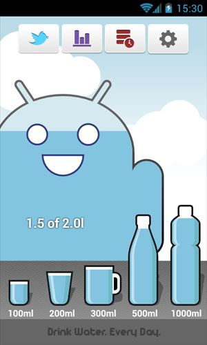 Carbodroid–飲料水