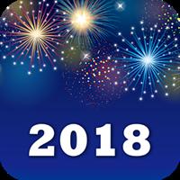 New Year Countdown 2018