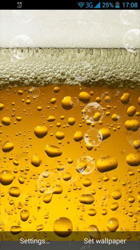 ビールライブ壁紙