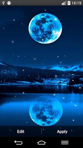 月光のライブ壁紙
