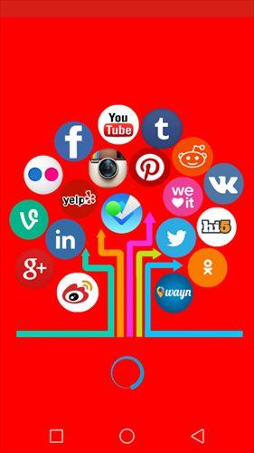 すべての社会的なネットワーク