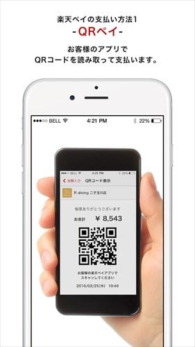 楽天ペイ–カード払いをアプリひとつで、楽天ポイントも使える