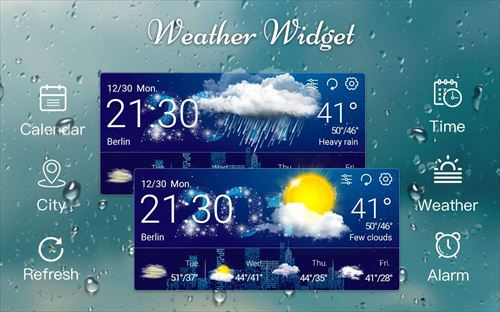 Weather?