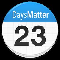 Days Matter・カウンターダウン