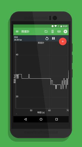 PhysicsToolboxSensorSuite