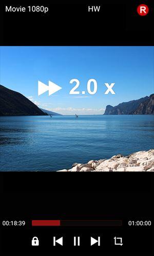 VXGVideoPlayer(ビデオプレイヤー)