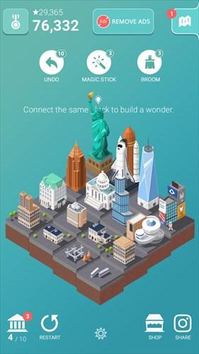 エイジオブ2048:都市文明建設パズルゲーム(Ageof2048™)