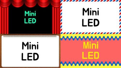 MiniLEDScroller