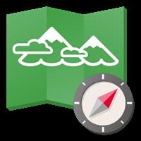 ヤマレコMAP – 登山・ハイキング用GPS地図アプリ