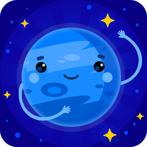 StarWalk2–子供のための天文学のゲーム:太陽系、惑星、星、星座、空オブジェクトを学ぶ