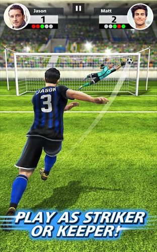 FootballStrike–MultiplayerSoccer