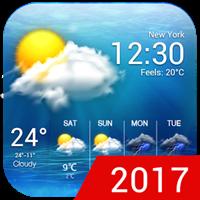 天気アプリ無料 天気ウィジェット – 一週間天気情報を届け