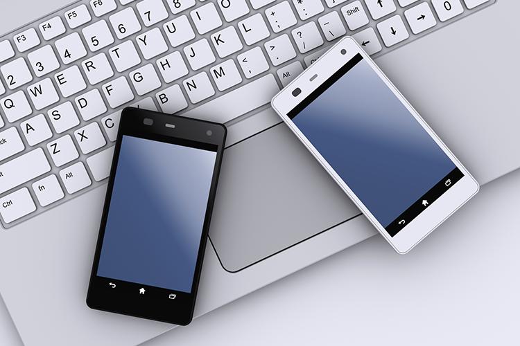 スマートフォンとパソコンの違い