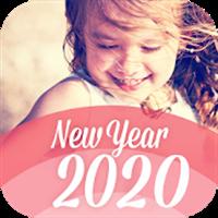 おしゃれ年賀状2020