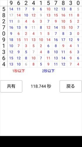 100マス計算~1日1算、頭の体操~