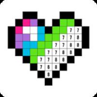数字で塗り絵:無料塗り絵帳 (Color by Number)