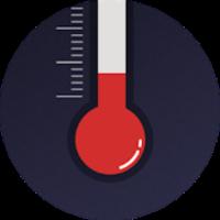 リアルタイム温度計湿度計–気圧計&気温計,屋外温度、湿度を正確に測定し、と快適性を測定する