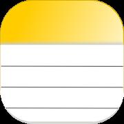 メモ帳 シンプルで機能的