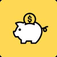 家計簿、らくな家計簿、お金管理、おこづかい帳、簡単に節約できる人気の無料アプリ!