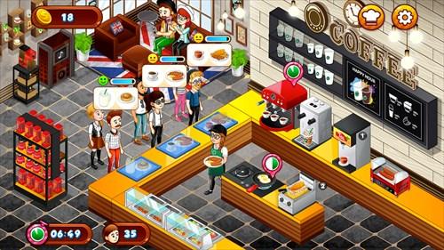 カフェ・パニック:クッキング・レストラン