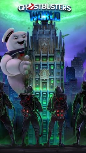 ゴーストバスターズ–GhostbustersWorld