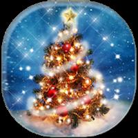 クリスマスツリー ライブ壁紙 – 新年の画像 フリー