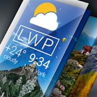 天気ライブ壁紙WeatherLiveWallpapers