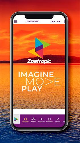 Zoetropic(無料)–写真を動かす