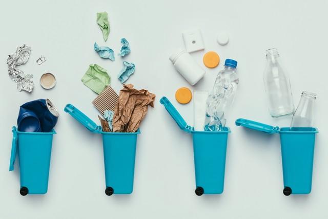 キッチンやリビングをおしゃれに♪ゴミ箱の収納アイデアとDIY術を紹介
