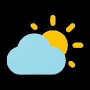 簡単な天気&時計ウィジェット