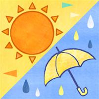 かわいい天気予報3