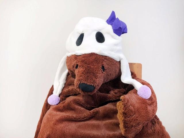 【ダイソー】今年のハロウィンはどうする?300円のかぶり物がとってもかわいい♪