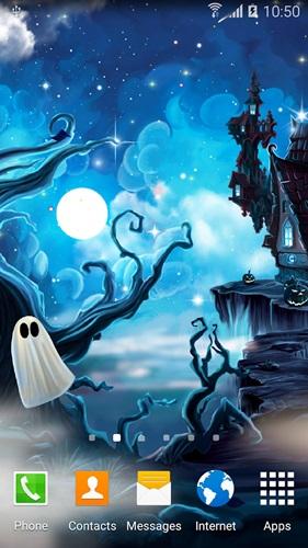 HalloweenLiveWallpaper