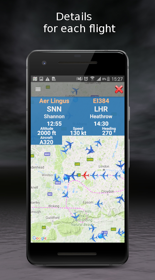 AirTraffic–フライトトラッカー