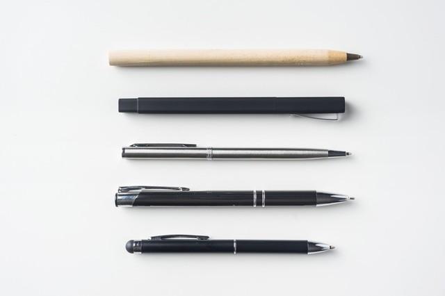 【おすすめボールペンを厳選】人気ランキングTOP10と選び方のポイント