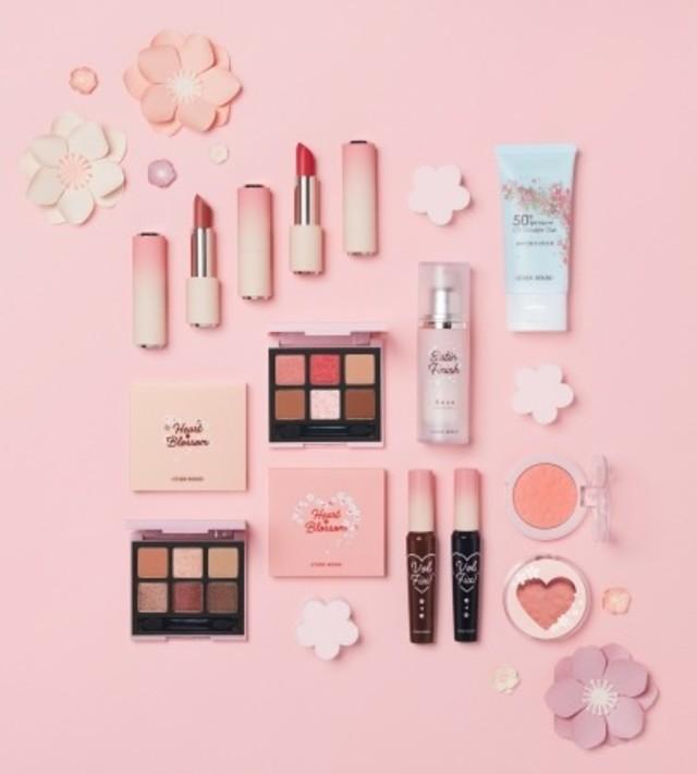 Heart Blossom Collection『ハートブロッサム コレクション』2020年3月13日 数量限定発売予定