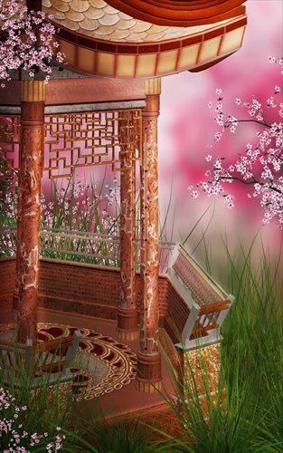 桜ライブ壁紙