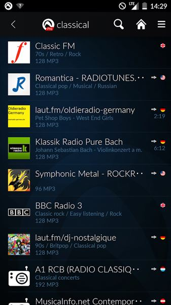 ラジオ録音アプリbyAudials