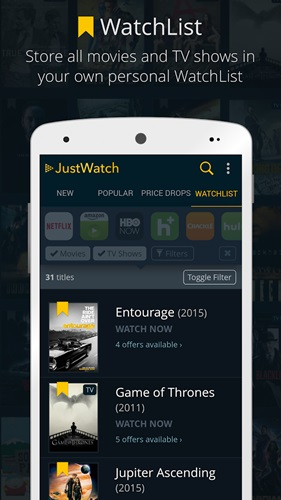 JustWatch–TheStreamingGuide