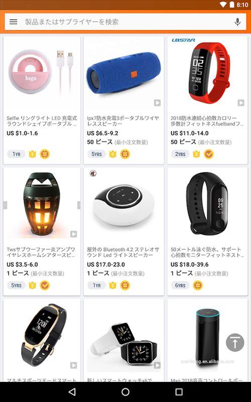 Alibaba.com:オンラインB2B取引マーケットの大手運営会社