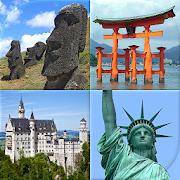 世界の有名なモニュメント–世界の七不思議