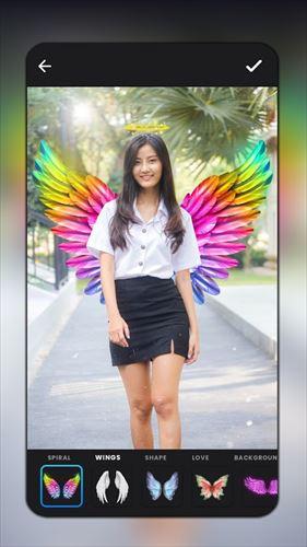 PicsAppPhotoEditor:画像編集アプリ無料&コラージュメーカー