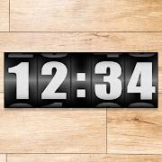 デジタル時計ウィジェット無料