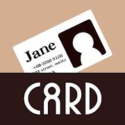 シール&カード/名刺作成 デコプチ カードでデザイン印刷プリント