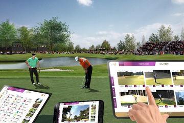 ドコモ、5G通信を活用した「新しい競技観戦体験」を東京オリンピック会場で提供