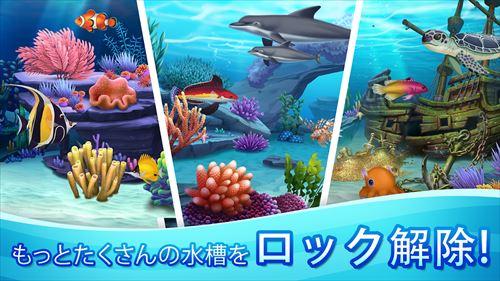AquaBlast:FishMatching3Puzzle&BallBlast