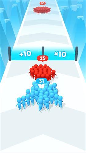 カウントマスターズ:群衆クラッシュ&棒人間ランニングゲーム。