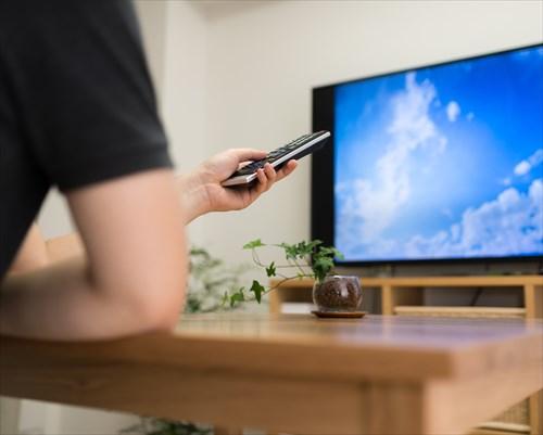 スマホでテレビを観る方法
