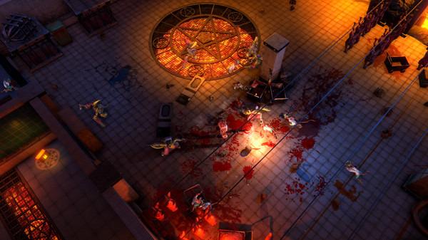 酒!暴力!セクシー!なアクションRPG『BDSM: Big Drunk Satanic Massacre』配信開始、日本語対応