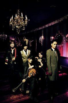 BUCK-TICK 2010年12月29日の武道館ライブを収録したボーナスディスク含む完全生産限定Blu-ray BOX発売決定